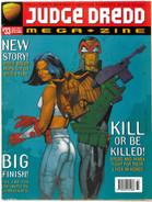 Judge Dredd Megazine Vol 3 Number 33