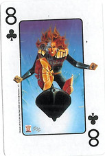 Playing Cards SFX: Eight of Clubs