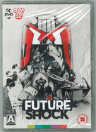 Future Shock: The Story of 2000ad Later Cover