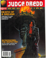 Judge Dredd Megazine Vol 3 Number 23