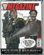 Judge Dredd Megazine Vol 5 Number 201