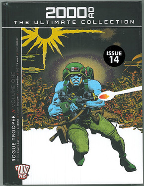 2000ad The Ultimate Collection: Rogue Trooper Volume One