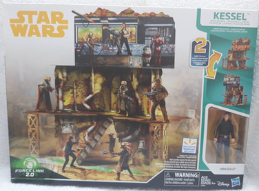 Kessel Mine Escape Playset