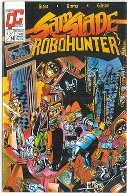 Robo-Hunter 24
