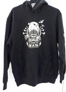 Zarjaz Exhibition Hoodie Judge Death