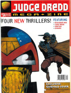 Judge Dredd Megazine Vol 3 Number 34