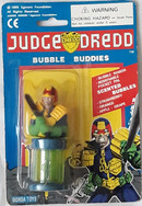 Judge Dredd with Daystick Bubble Buddies