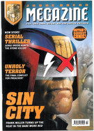 Judge Dredd Megazine Vol 3 Number 43