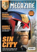 Judge Dredd Megazine Vol 3 Number 43