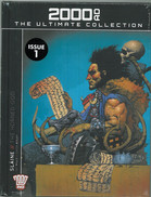 2000ad The Ultimate Collection: Slaine - The Horned God