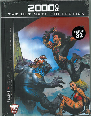 2000ad The Ultimate Collection: Slaine Volume Three