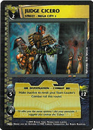 Dredd CCG: Judges - Judge Cicero
