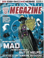 Judge Dredd Megazine Vol 5 Number 234