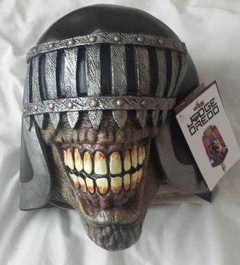Judge Death Mask
