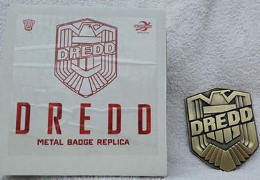 Planet Replicas: Judge Dredd 2012 Movie
