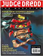 Judge Dredd Megazine Vol 2 Number 10