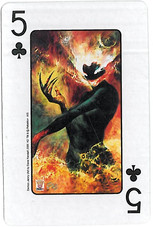 Playing Cards SFX: Five of Clubs