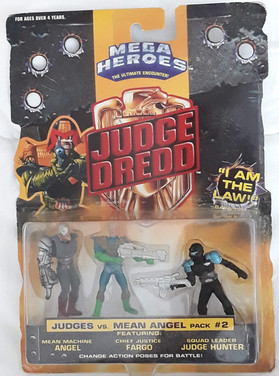 Mega Heroes Collection 2