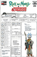 Rick and Morty: Dungeons and Dragons II Painscape 1d