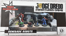 Mongoose: Boxset Renegade Robots