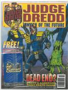 Judge Dredd Lawman of the Future 10