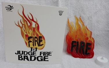 Planet Replicas: Judge Mortis Fire