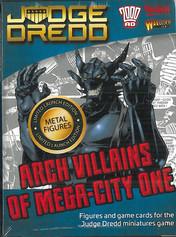Warlord: Judge Dredd Arch Villians of Mega-City One
