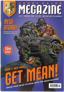 Judge Dredd Megazine Vol 3 Number 50