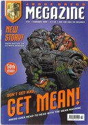 Judge Dredd Megazine Vol 3 Number 50