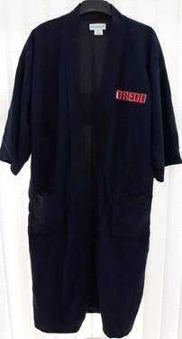 Judge Dredd Dressing Gown