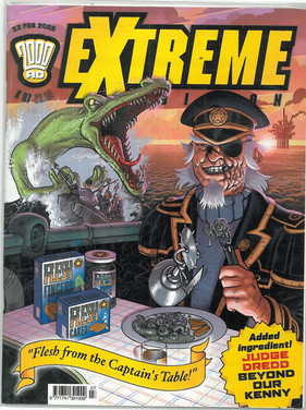 2000ad Extreme Edition 7