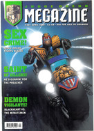 Judge Dredd Megazine Vol 3 Number 40
