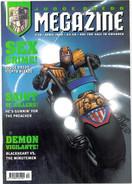 Judge Dredd Megazine Vol 3 Number 40