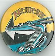 Nemesis Yellow and Black Badge Eighties