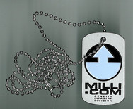 Planet Replicas: Millicom Dog Tags