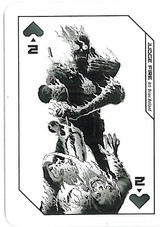Playing Cards Megazine: Two of Spades