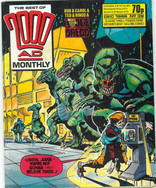 Best of 2000ad Monthly 39