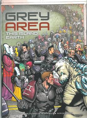 Grey Area: This Island Earth