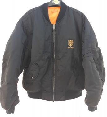 Judge Dredd 1995 Film Bomber Jacket Film Crew