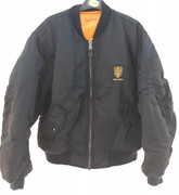 Judge Dredd 1995 Film Bomber Jacket Film Crew