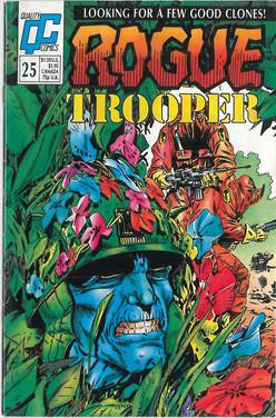 Rogue Trooper 25