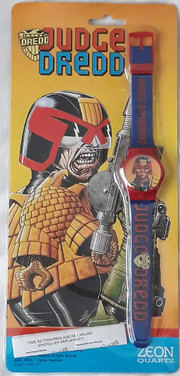 Judge Dredd Digital Watch