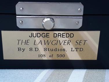 SD Studios Lawgiver Box Set