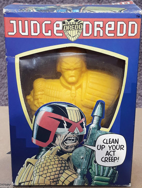 Judge Dredd Soap