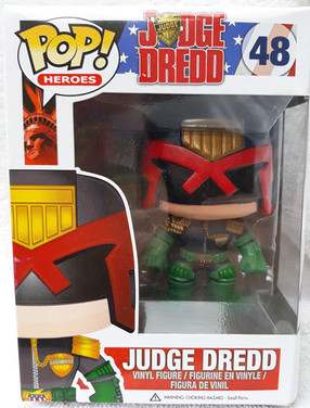 Pop!: Judge Dredd