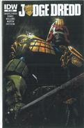 Judge Dredd 5 Cover A