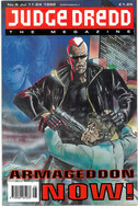 Judge Dredd Megazine Vol 2 Number 6