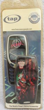 Mega-City Punk Nokia Phone Cover