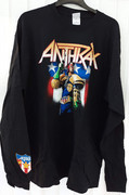 Anthrax I am the Law Jumper