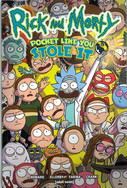 Rick and Morty: Pocket It Like You Stole It TPB 1A